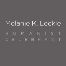 Melanie K Leckie Humanist Celebrant